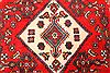 Heriz Red Hand Knotted 70 X 100  Area Rug 255-30219 Thumb 5