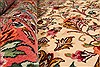 Tabriz Beige Square Hand Knotted 130 X 138  Area Rug 254-30232 Thumb 10