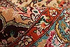 Tabriz Beige Square Hand Knotted 130 X 138  Area Rug 254-30232 Thumb 12