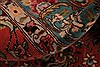 Tabriz Beige Square Hand Knotted 130 X 138  Area Rug 254-30232 Thumb 13