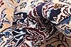 Nain White Hand Knotted 135 X 2011  Area Rug 254-30238 Thumb 14