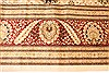 Tabriz Beige Hand Knotted 143 X 210  Area Rug 254-30240 Thumb 3