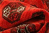Bokhara Red Hand Knotted 35 X 65  Area Rug 100-30250 Thumb 1