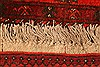 Bokhara Red Hand Knotted 35 X 65  Area Rug 100-30250 Thumb 5