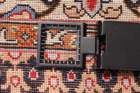 Persian Tabriz Multicolor Rectangle 10x14 Ft Wool Carpet 30255