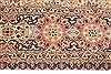 Tabriz Multicolor Hand Knotted 130 X 198  Area Rug 254-30297 Thumb 4