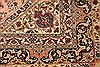 Tabriz Multicolor Hand Knotted 130 X 198  Area Rug 254-30297 Thumb 6