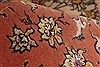 Tabriz Beige Hand Knotted 130 X 200  Area Rug 254-30302 Thumb 14