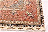 Tabriz Beige Hand Knotted 130 X 200  Area Rug 254-30302 Thumb 1
