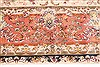 Tabriz Beige Hand Knotted 130 X 200  Area Rug 254-30302 Thumb 3