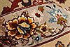 Tabriz Beige Hand Knotted 82 X 116  Area Rug 254-30333 Thumb 13