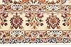 Tabriz Beige Hand Knotted 82 X 116  Area Rug 254-30333 Thumb 3