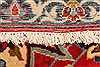 Najaf-abad Red Hand Knotted 102 X 150  Area Rug 250-30371 Thumb 12