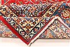 Najaf-abad Red Hand Knotted 102 X 150  Area Rug 250-30371 Thumb 1