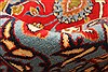 Najaf-abad Red Hand Knotted 102 X 150  Area Rug 250-30371 Thumb 3