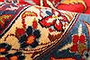 Najaf-abad Red Hand Knotted 102 X 150  Area Rug 250-30371 Thumb 4