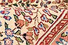 Kerman Green Hand Knotted 70 X 105  Area Rug 255-30380 Thumb 4
