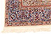 Kerman Green Hand Knotted 70 X 105  Area Rug 255-30380 Thumb 7