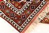 Ghoochan Blue Hand Knotted 43 X 510  Area Rug 255-30386 Thumb 12