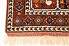 Ghoochan Blue Hand Knotted 43 X 510  Area Rug 255-30386 Thumb 6