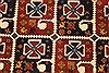 Ghoochan Blue Hand Knotted 43 X 510  Area Rug 255-30386 Thumb 7