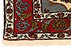 Ghoochan Multicolor Hand Knotted 40 X 60  Area Rug 255-30387 Thumb 6