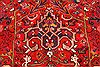 Heriz Red Hand Knotted 911 X 125  Area Rug 250-30395 Thumb 2