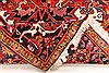 Heriz Red Hand Knotted 911 X 125  Area Rug 250-30395 Thumb 4