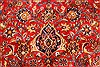Mashad Red Hand Knotted 111 X 160  Area Rug 250-30428 Thumb 10