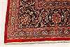 Mashad Red Hand Knotted 111 X 160  Area Rug 250-30428 Thumb 6