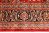 Mashad Red Hand Knotted 111 X 160  Area Rug 250-30428 Thumb 8