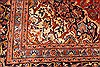 Mashad Red Hand Knotted 111 X 160  Area Rug 250-30428 Thumb 9