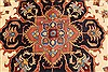 Heriz Beige Square Hand Knotted 125 X 1210  Area Rug 250-30430 Thumb 14