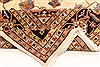 Heriz Beige Square Hand Knotted 125 X 1210  Area Rug 250-30430 Thumb 7