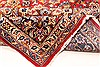 Najaf-abad Red Hand Knotted 99 X 145  Area Rug 250-30457 Thumb 1