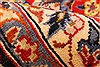 Najaf-abad Red Hand Knotted 99 X 145  Area Rug 250-30457 Thumb 4