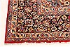 Najaf-abad Red Hand Knotted 99 X 145  Area Rug 250-30457 Thumb 6