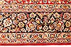Najaf-abad Red Hand Knotted 99 X 145  Area Rug 250-30457 Thumb 8