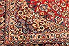 Najaf-abad Red Hand Knotted 99 X 145  Area Rug 250-30457 Thumb 9