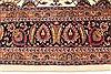 Mashad Beige Hand Knotted 113 X 163  Area Rug 250-30468 Thumb 8