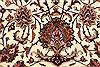 Mashad Beige Hand Knotted 113 X 163  Area Rug 250-30468 Thumb 9