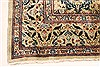 Mood Blue Hand Knotted 91 X 128  Area Rug 250-30470 Thumb 6