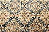 Mood Blue Hand Knotted 91 X 128  Area Rug 250-30470 Thumb 7