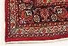 Khorasan Red Square Hand Knotted 118 X 131  Area Rug 250-30496 Thumb 12