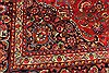 Khorasan Red Square Hand Knotted 118 X 131  Area Rug 250-30496 Thumb 3