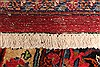 Khorasan Red Square Hand Knotted 118 X 131  Area Rug 250-30496 Thumb 5