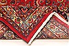 Khorasan Red Square Hand Knotted 118 X 131  Area Rug 250-30496 Thumb 7