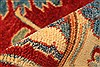 Kazak Red Hand Knotted 1211 X 176  Area Rug 250-30497 Thumb 10