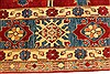 Kazak Red Hand Knotted 1211 X 176  Area Rug 250-30497 Thumb 2