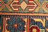 Kazak Red Hand Knotted 1211 X 176  Area Rug 250-30497 Thumb 4
